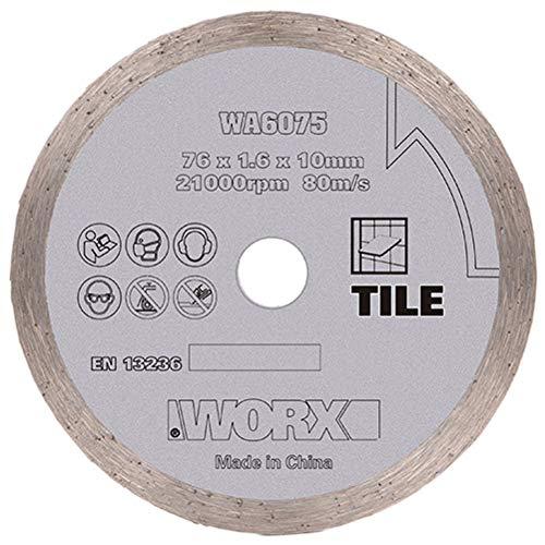 WORX WA6075: Cuchilla de corte de diamante