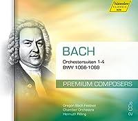Orchestersuiten 1-4