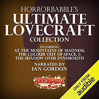 HorrorBabble's Ultimate Lovecraft Collection cover art