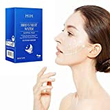 ZAYALI Skin Reborn Cooling Mask, Collagen Moisten Sleeping Mask Applicable for All Body Parts, Add Water, Shrink Pores, Brighten Skin Tone (1box(20pcs))