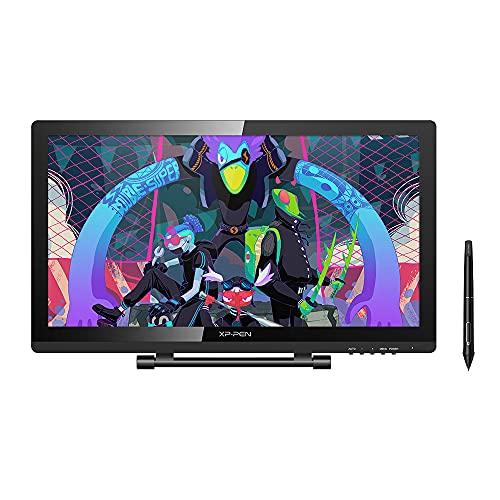 XP-PEN Artist 22 Pro Tavoletta Grafica HD Display a penna, Tavoletta Grafica IPS Grafische per ufficio domestico (nero)