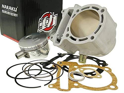 Zylinder Ersatzteil für/kompatibel mit Kymco KXR MXU Maxxer 250-300 Mongoose 300ccm