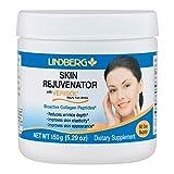 Lindberg Verisol Skin Rejuvenator Powder, 60 Servings of 2.5 Grams, Bioactive Collagen Peptides