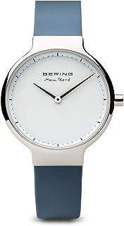 comprar comparacion BERING Reloj Analógico para Mujer de Cuarzo con Correa en Silicona