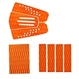 8 pezzi di tavole da surf surf traction pad deck grip tail pads antiscivolo eva