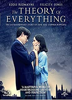 THEORY OF EVERYTHING (2014, BD)