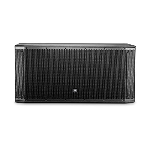 JBL Professional SRX828SP Portable Dual Self-Powered Subwoofer System, 18-Inch