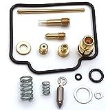 CBK Carburetor Carb Repair Rebuild Kit for 1991-1998 Suzuki King Quad 300 4x4 LT-F4WDX