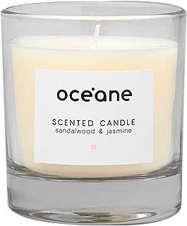 Vela Sandalwood & Jasmine, Scented Candle, Océane