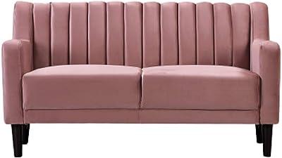 US Pride Furniture Love Seats, Rose