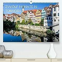 Zwoelf Monate in Tuebingen (Premium, hochwertiger DIN A2 Wandkalender 2022, Kunstdruck in Hochglanz): Die schoensten Motiven aus Tuebingen (Monatskalender, 14 Seiten )
