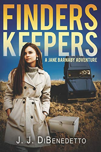 Finders Keepers (The Jane Barnaby Adventures)