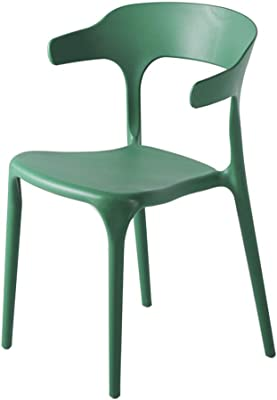 Amazon.com: Meijiale Furniture Classic Chair Lightweight ...