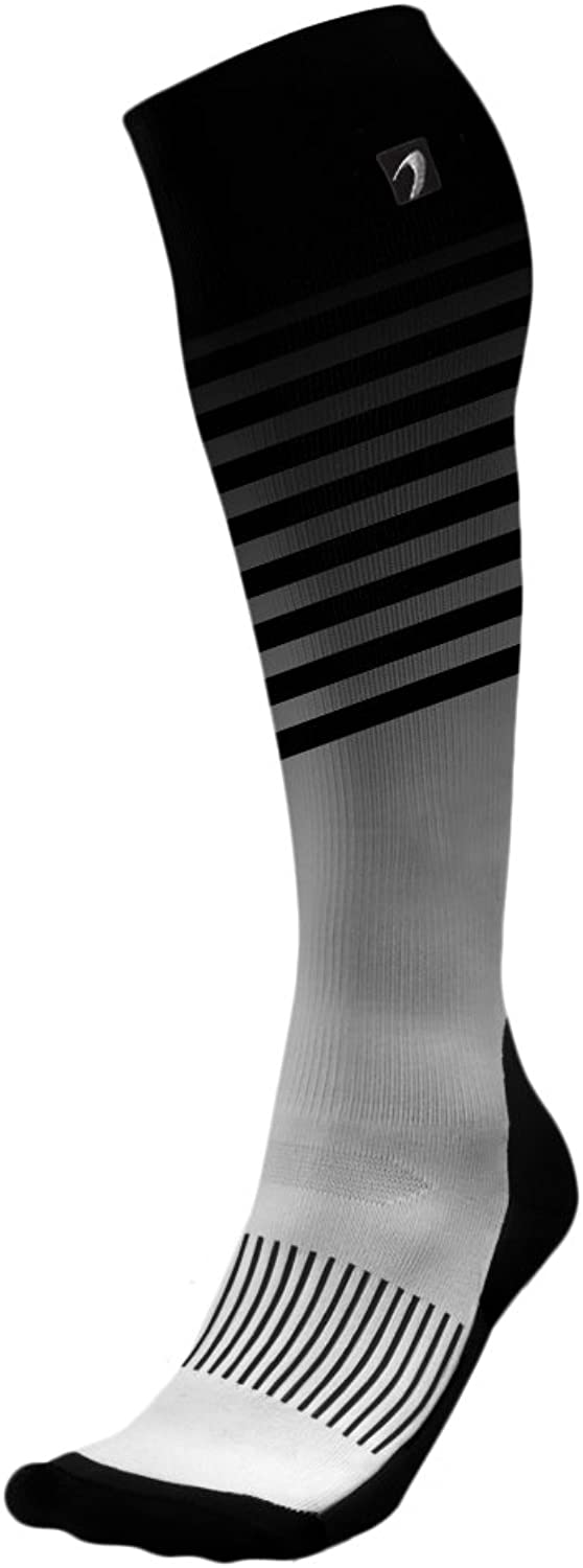 Designer Compression Socks Graduated for Performance and Recovery by Acel