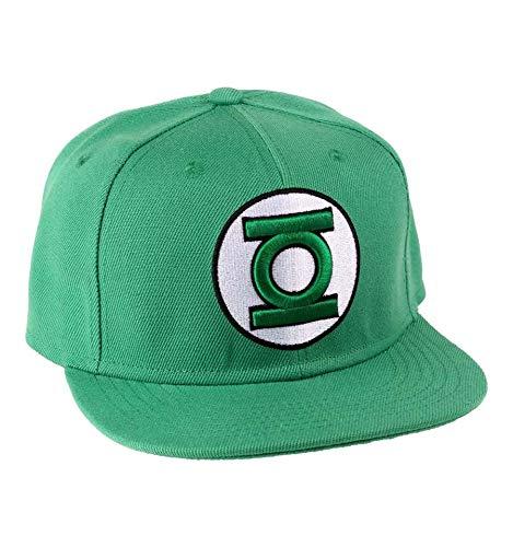 Casquette Green Lantern DC Comics - Logo