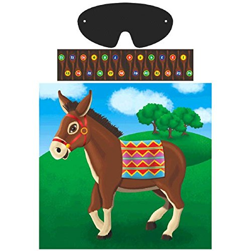 amscan 4976 Donkey Tail Party Game Accessory-1 Pc