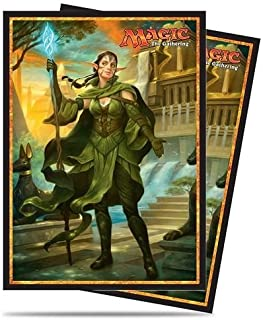 Magic The Gathering: Amonkhet - Nissa Deck Protector #3