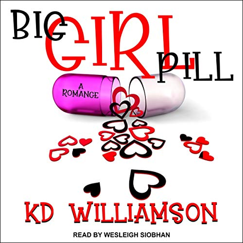 Big Girl Pill cover art