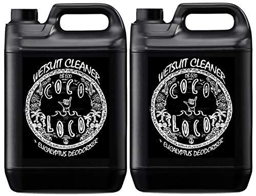 Coco Loco Wetsuit Cleaner Shampoo Met Eucalyptus Deodoriser 5 liter