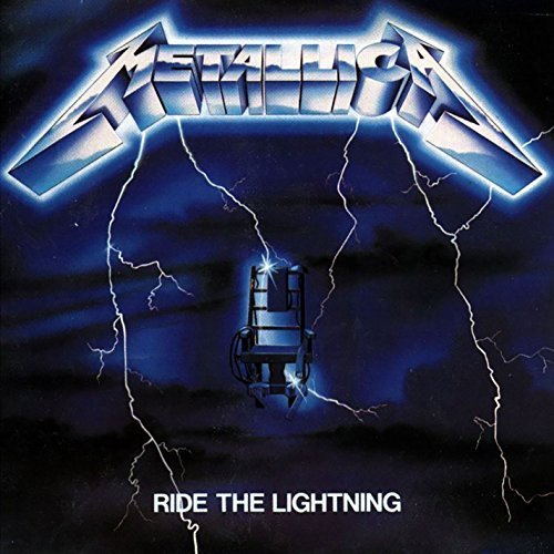 Ride The Lightning by Metallica (2013-05-04)