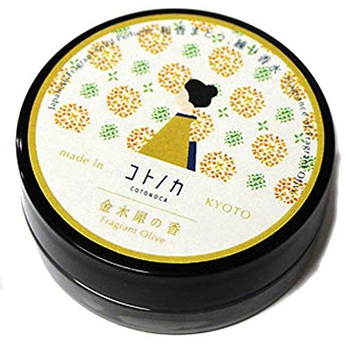 コトノカ 練り香水 金木犀の香り