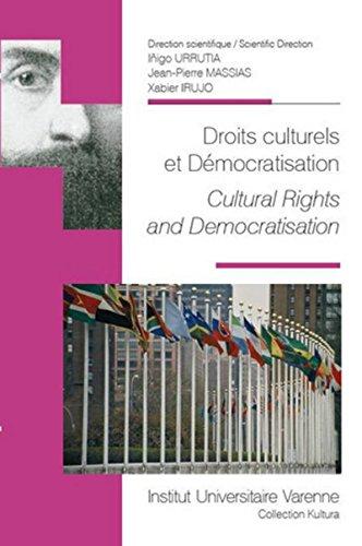 Droits culturels et démocratisation: 1 (Kultura)