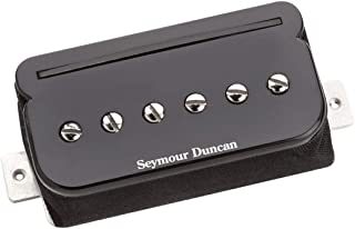 Seymour Duncan TBPR-1b P-Rails P-90 Trembucker Bridge Pickup, Black