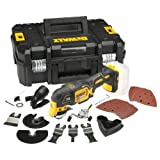 Dewalt DCS355N 18v XR Brushless Oscillating Multi Tool   35 Accessories   Tstak
