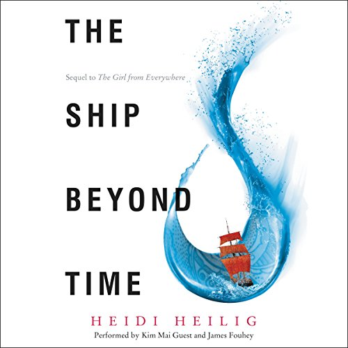 The Ship Beyond Time audiobook cover art
