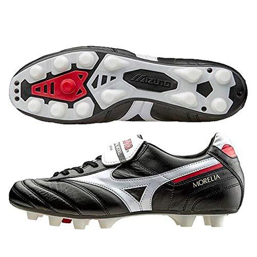 Mizuno Morelia II - Botas de fútbol para hombre, con tacos de...