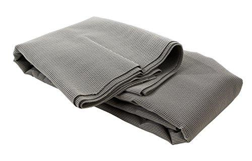 Bo-Camp - Tent tapijtpakket - grijs
