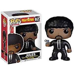 WENJZJ Pop! Pulp Fiction Figura # 62 Figura Coleccionable de Jules 4