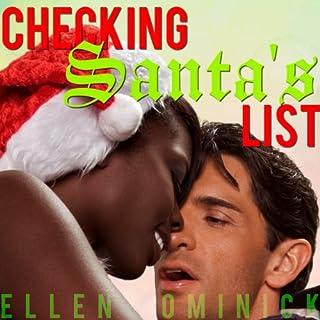 Checking Santa's List audiobook cover art