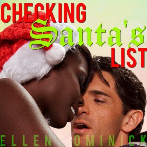 Checking Santa's List cover art