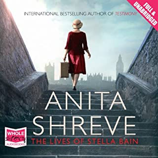 Couverture de The Lives of Stella Bain