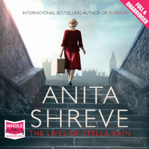 The Lives of Stella Bain audiobook cover art