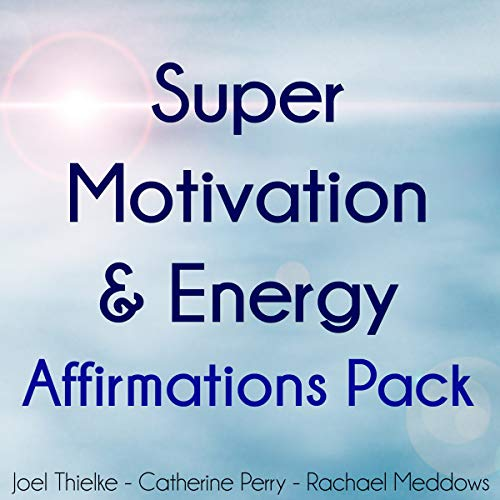 Super Motivation & Energy Affirmations Pack                   By:                                                                                                                                 Joel Thielke                               Narrated by:                                                                                                                                 Catherine Perry,                                                                                        Rachael Meddows                      Length: 2 hrs and 16 mins     31 ratings     Overall 5.0