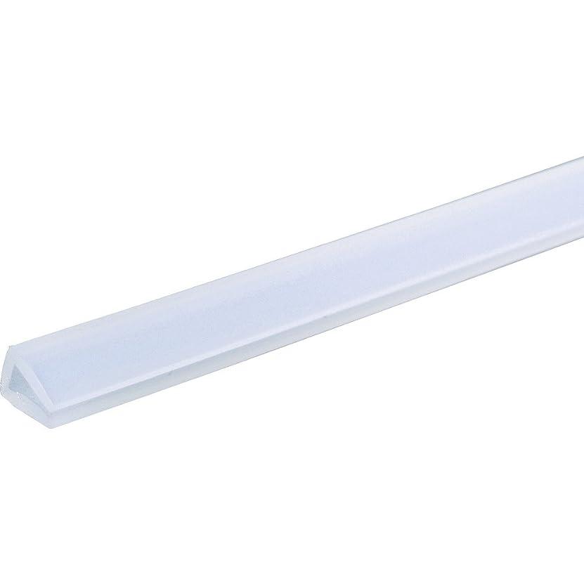アプローチ治安判事ダイヤルTRUSCO(トラスコ) コの字型エッチング 板厚1.2mm用 長さ1M 10本入 TEG-012-10