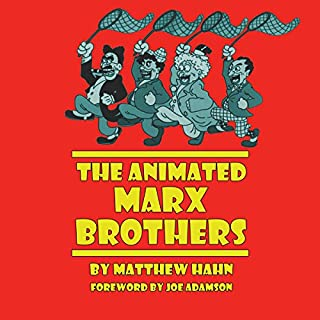 The Animated Marx Brothers cover art