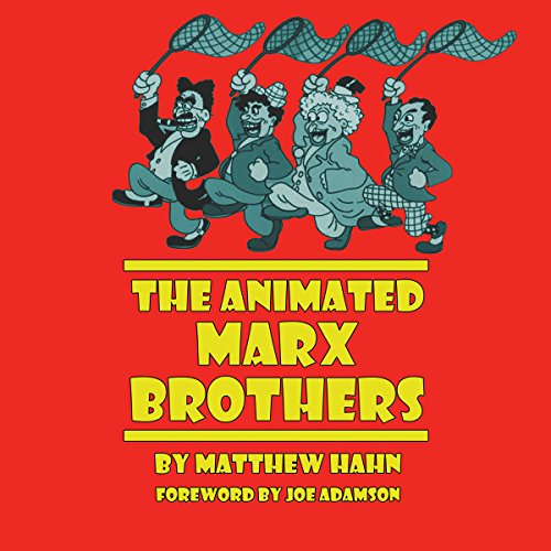 Couverture de The Animated Marx Brothers
