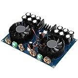 2 * 420W Amplificatore di Potenza Scheda di amplificazione, Classe D 12-24V, a Doppio Cana...