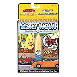 Water wow book