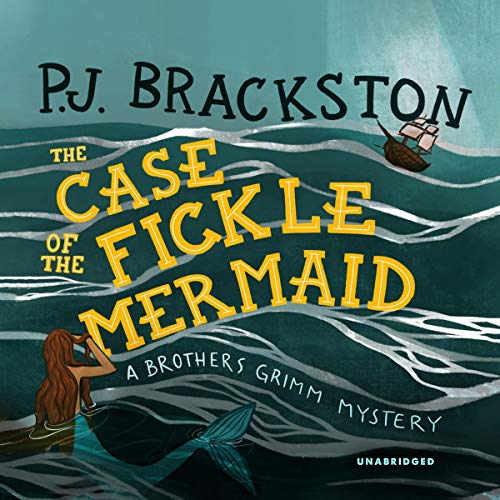 The Case of the Fickle Mermaid audiobook cover art