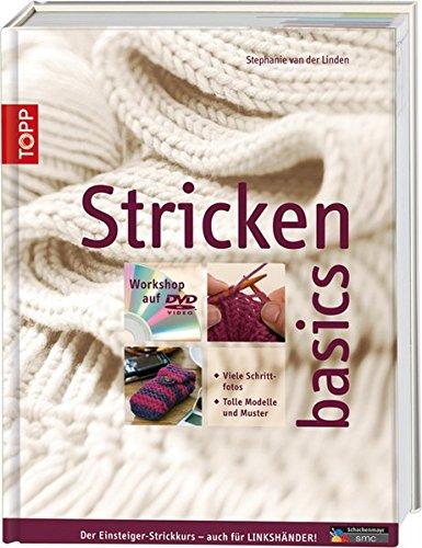 Stricken basics: Mit Kurs für Linkshänder! (inkl. DVD)