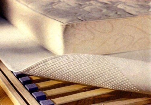 Iffland matrasbeschermer, onderlaag, noppenvilt, antislip, verschillende afmetingen