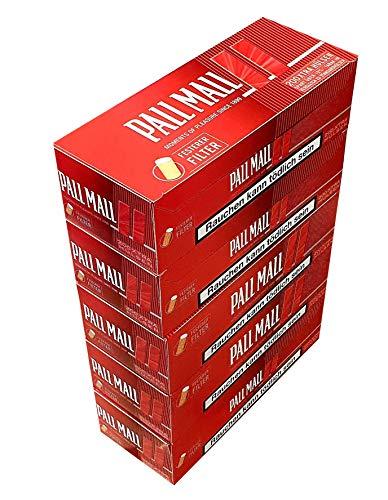 Zigarettenhülsen Pall Mall Full Flavor Extra Hülsen 1.000 Stück