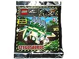 LEGO Jurassic World Stegosaurus Foil Pack Set 122111 (empaquetado)