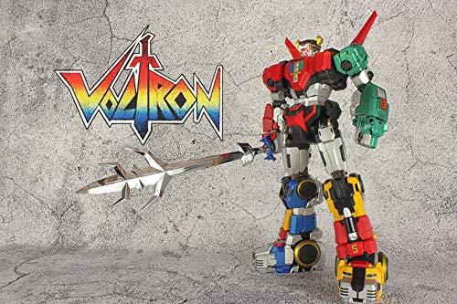 TITAN POWER Voltron Defender of The Universe GOLION Lion Force