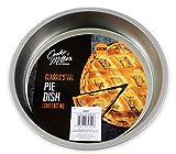 Steel Non Stick Round Baking Cake Tray BAKEWARE Kitchen 8' - 20cm Pie FLAN TIN (1)