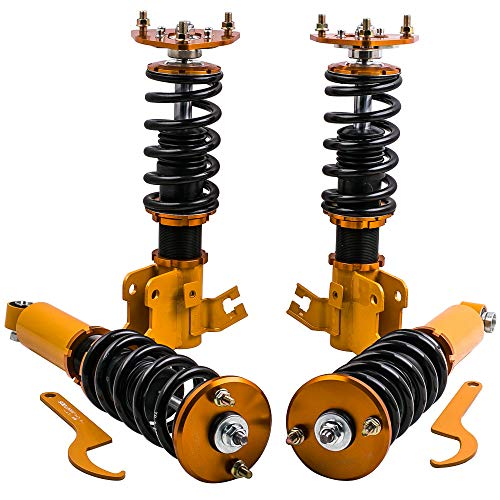 Coilovers for S13 240SX 1989-1993/180SX 89-98/200SX 89-94 Suspension Spring Strut Shock Absorber Height Adjustable
